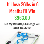 My Personal Healthwage Challenge 2019
